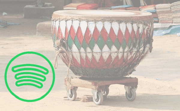 More Indian podcasts: Promises Spotify.Image by Ravindra Panwar from Pixabay