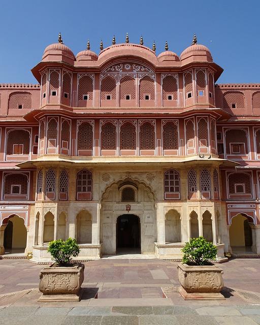 City Palace of Jaipur, Rajasthan