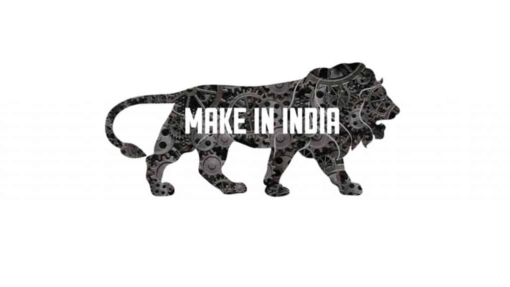 Make in India. PC: https://www.aii.unimelb.edu.au/blog/why-the-make-in-india-lion-stands-out/