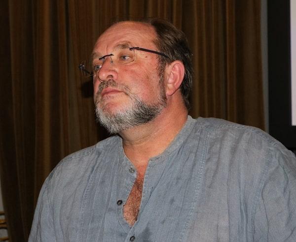 Author William Dalrymple