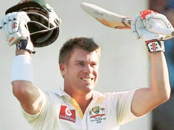David Warner scored  a record-breaking 335 against Pakistan
