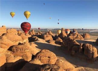 AlUla-balloon-festival
