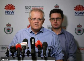 PM and the leaders are getting paid leave if they volunteer for firefighters in NSW