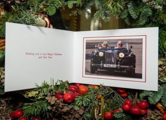 Celebrity Christmas Greetings