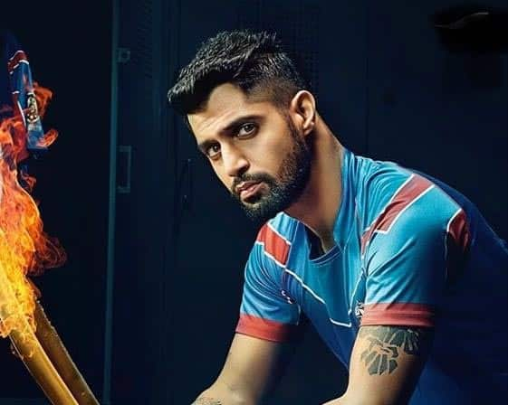 Inside Edge 2. Actor Tanuj Virwani tried to follow Team India skipper Virat Kohli's diet to get in shape for his character.