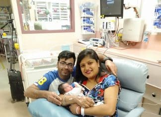New parent, new baby, new bundle of joy