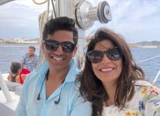Sanjeevtha and Rahul adopted Koala