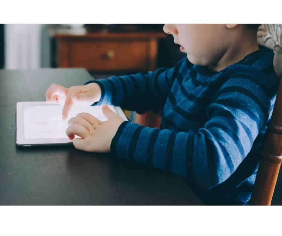 Early-life screen time reduces physical activity in later childhood