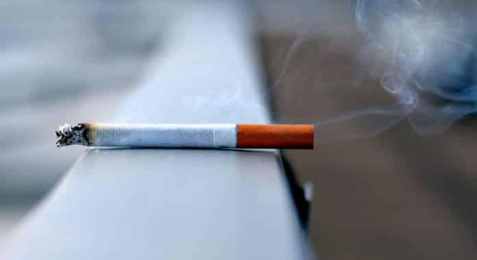 tobacco addiction