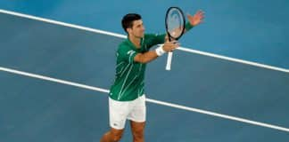 Aus Open: Djokovic wins 8th title with five-set win over Thiem