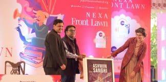 Best selling book author, Jaipur Literature festival
