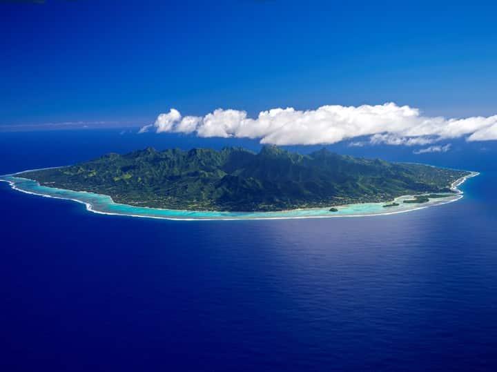 Wedding destination Cook Island