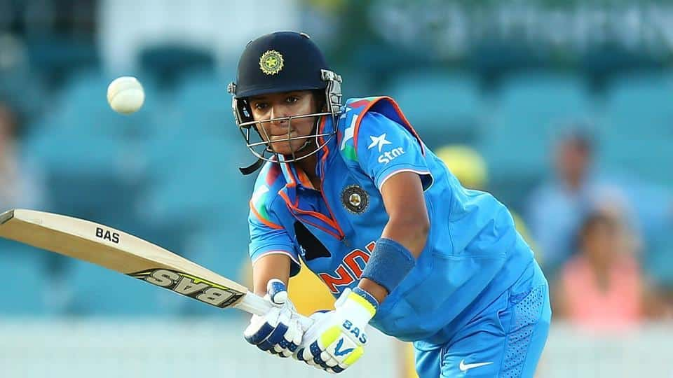 Harmanpreet Kaur, T20 Women's world cup