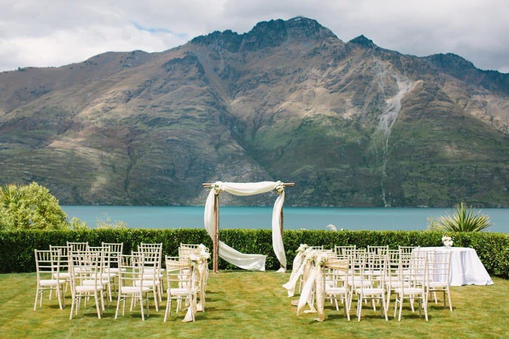 Wedding destination New Zealand