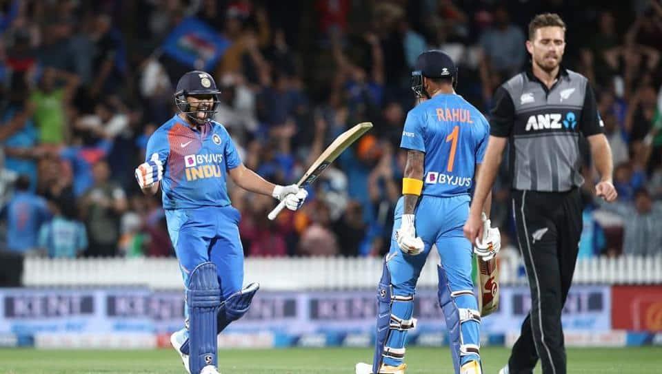 T20I rohit sharma and KL Rahul