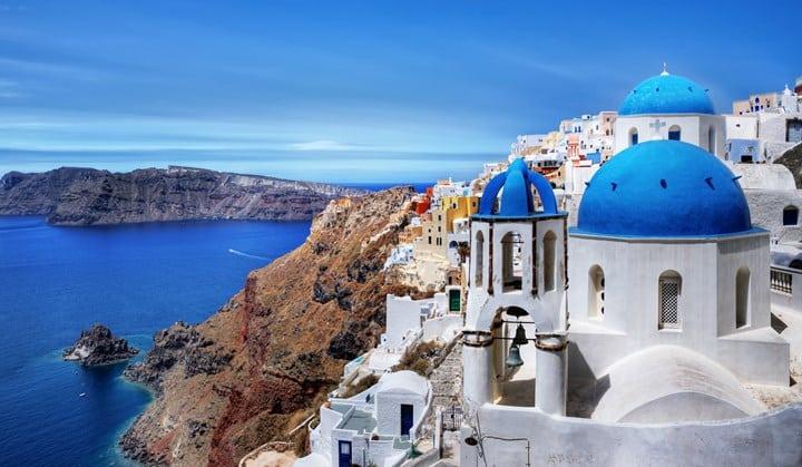 Wedding Destination Santorini Greece