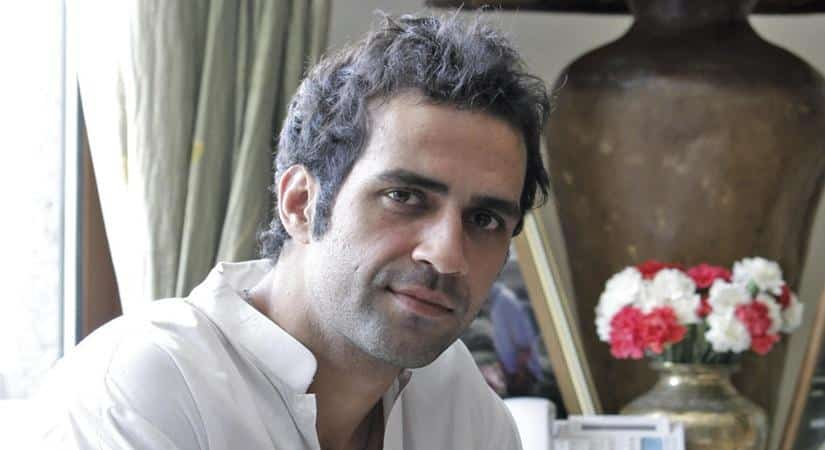 British-born Aatish Taseer  presents 'In Search of India's Soul'