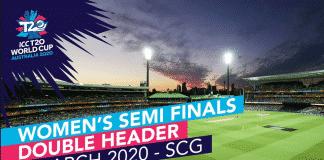 ICC Womens T20 semi finals