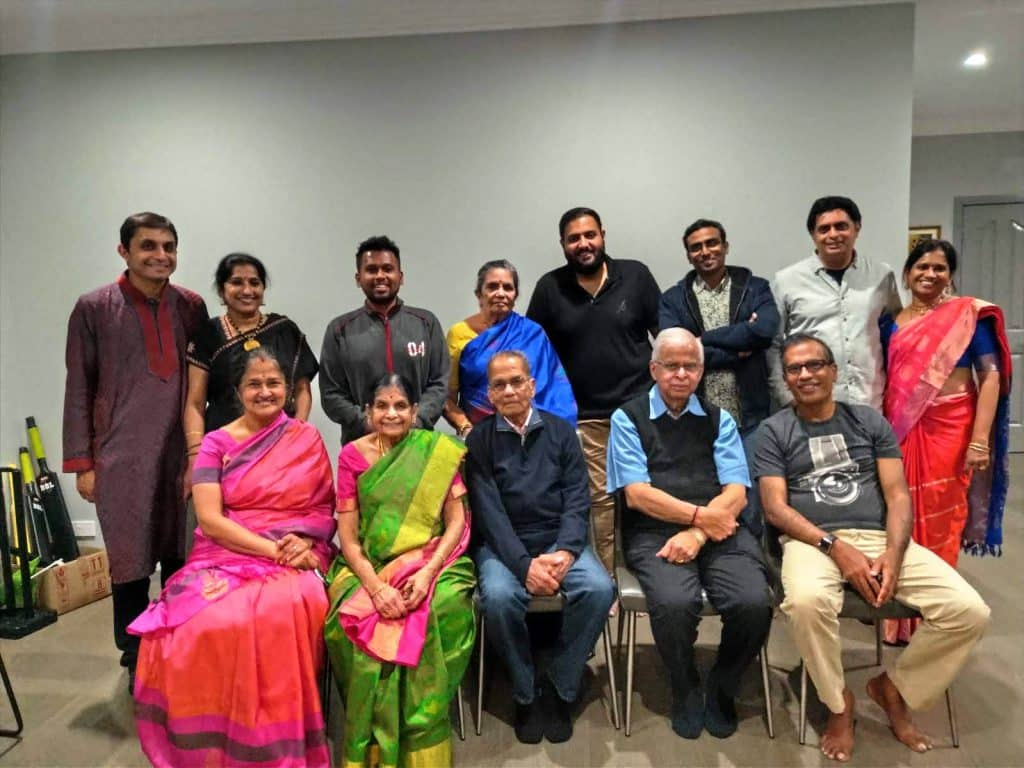 Founder Mohan Ayyar casts a look at Sydney's leading Indian classical music organisation as it marks its 25th anniversary