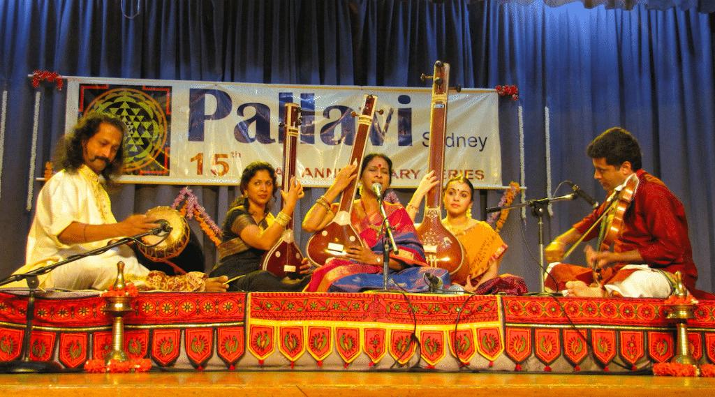classical music organisation Pallavi Inc