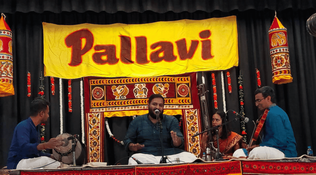 Pallavi Inc: Where the classical traditions thrive