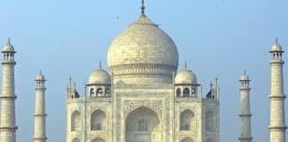 Trump visit to Taj