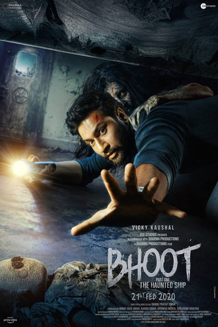 Bhoot Part One: The Haunted Ship' sinks under cliches