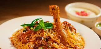 Biryani, butter chicken most searched Indian food globally