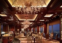 Club lounge experience