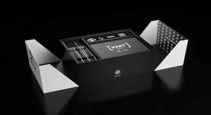 Karl Lagerfeld and The Woolmark Company launch the Knit Karl box