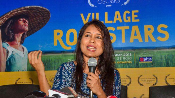 Indian filmmaker Rima Das is on Berlin 14Plus jury