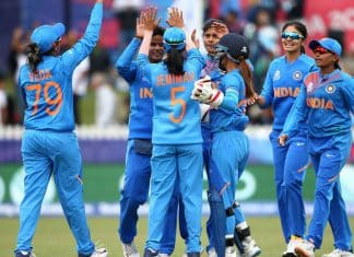 ICC Women's T20 World Cup 2020 semi-finals