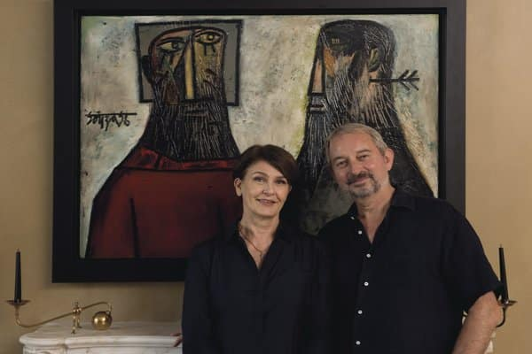 Jane and Kito de Boer own one of the largest and most varied private collections of Indian art