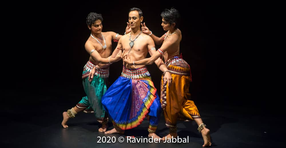 Sam Goraya's Odissi production has a strong message for COVID times - the need for inner evolution