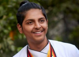 the first chef in the world to win four silver medals at the culinary Olympics