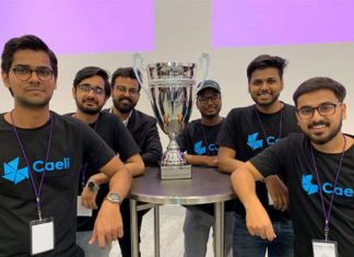 Indian student team 2nd in Microsoft's Asia competition