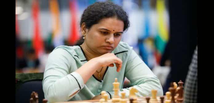 Indian chess Grand Master Humpy ranked World No 2