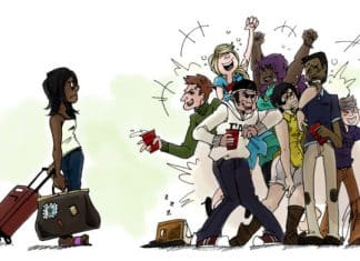 Cultural shock, student life