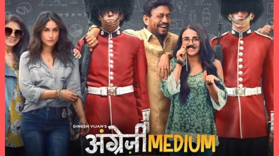 Angrezi Medium': Irrfan, Deepak Dobriyal shine in aimless film