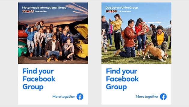 Facebook launches 'More Together' campaign in India