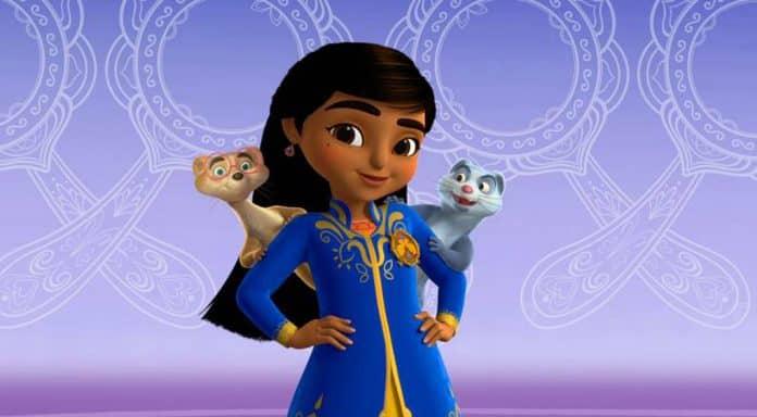 Disney Junior reveals India-inspired new heroine
