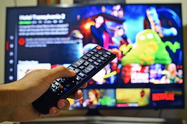 Binge-watch in the time of social distancing