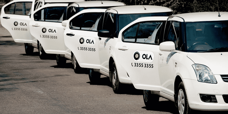 Ola waives off lease rentals for driver-partners