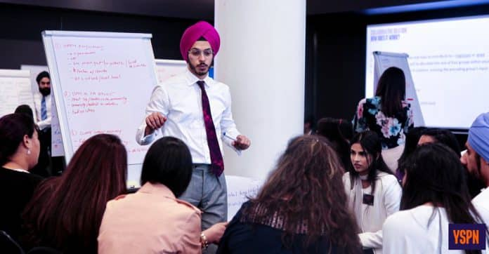 Annual convention of Young Sikhs looks to the future