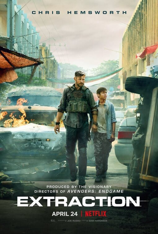 FILM REVIEW: Extraction
