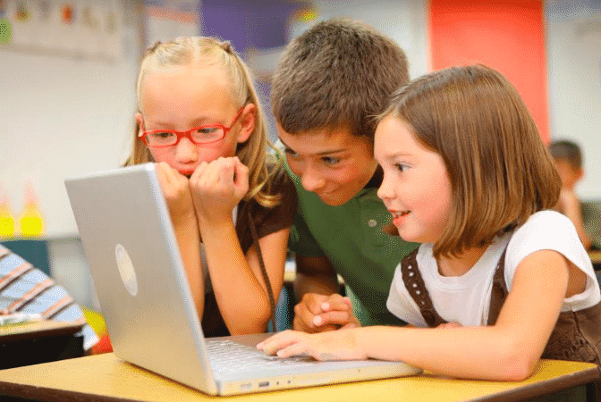 A new findings show that despite access to technology and its effect on intelligence children today are just as social skilled as the previous generation.