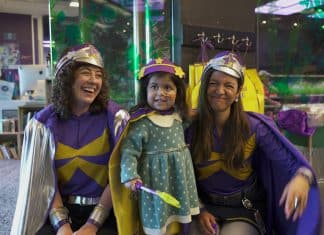 Starlight Children's Foundation made the hospital comfortable for Aru. Aru is a bubbly girl who has lived in and out of Melbourne's Royal Children's Hospital.