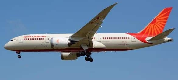 Air India operates flights for stranded passengers and supplying medicines