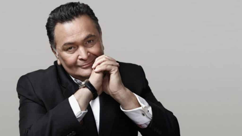 Rishi Kapoor is no more.