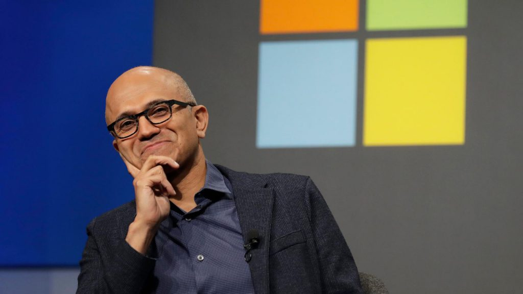 Microsoft saw 2 years of digital transformation in 2 months